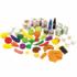 Kép 2/2 - Műanyag játék élelmiszer szett