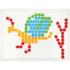 Kép 5/5 - Mozaik Pötyi kreatív szett 10 mm 100 db-os
