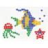 Kép 3/5 - Mozaik Kristály pötyi kreatív szett 10mm 260db-os