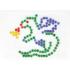 Kép 5/5 - Mozaik Kristály pötyi kreatív szett 10mm 260db-os