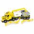 Kép 1/2 - Kamion konténerrel és fénnyel 80 cm