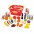 Kép 2/2 - Élelmiszer készlet bevásárló kosárban