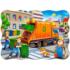Kép 2/2 - Kukásautó 30db-os puzzle