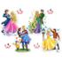 Kép 2/2 - Szerelmes Hercegnők 4 az 1-ben Maxi puzzle
