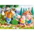 Kép 2/2 - A három kismalac 60db-os puzzle