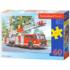 Kép 1/2 - Tűzoltóautó 60db-os puzzle