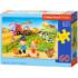 Kép 1/2 - Nyár a farmon 60db-os puzzle