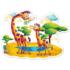 Kép 2/2 - Zsiráfok a szavannában 12db-os maxi puzzle